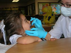 #1 Dewey Elementary Preschool & MOC Dental Hygiene Program  DSCN0455